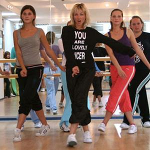 Школы танцев Арзамаса