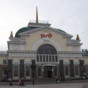 Железнодорожные вокзалы Арзамаса
